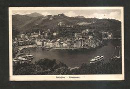 PORTOFINO (GE ) - PANORAMA  ( Spedita 1941 ) - Genova
