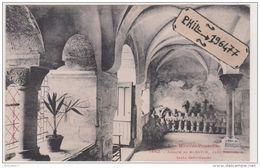 65 Environs D'Argelès - Cpa / Abbaye De St-Savin - Salle Capitulaire. Non Circulé. - Argeles Gazost