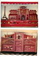 Bierbeek - Orgel En Uurwerk Gemaakt Uit Lucifers - Bierbeek