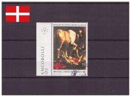 SMOM 1984 - Usato - Anno Santo - 2ª Serie - Sass. 223 (smm220) - Malte (Ordre De)