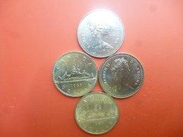 CANADA COIN 1985 DOLLAR 2 PIECES - Canada