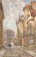 """""""Charles E.Flower. Church Street. Windwon Tuck Oilette Postard # 7939 - Tuck, Raphael"""