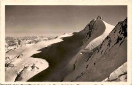 Blick Vom Gurgler Skikopf Auf Die Hochwilde Mit Dolomiten (5389) * 15. 5. 1941 - Sölden