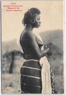 SOUDAN : Femme Malinké, Seins Nus - Etat - Soudan