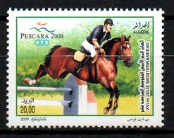 ALGERIE. N°1534 De 2009. Equitation. - Jumping
