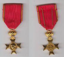Médaille Vétéran Albert1er - Belgium