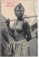 SOUDAN : Femme De Timbo, Seins Nus - Etat - Soudan