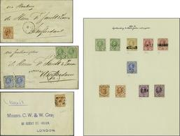 66 Curaçao - Stamps