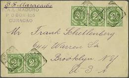 67 Curaçao - Stamps
