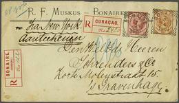68 Curaçao - Stamps