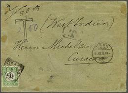 80 Curaçao - Stamps
