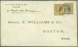 85 Surinam - Stamps