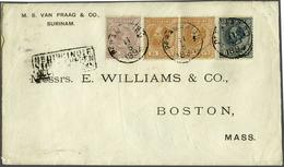 86 Surinam - Stamps