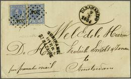 87 Surinam - Stamps