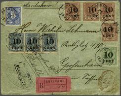 92 Surinam - Stamps