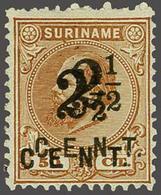 93 Surinam - Stamps