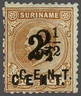 94 Surinam - Stamps