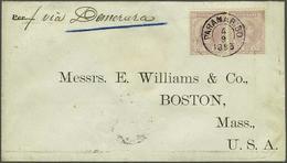 96 Surinam - Stamps