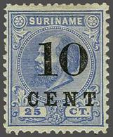 98 Surinam - Stamps