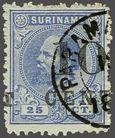 99 Surinam - Stamps