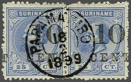 101 Surinam - Stamps