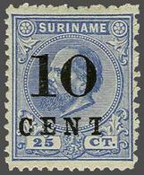 102 Surinam - Stamps