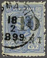 103 Surinam - Stamps