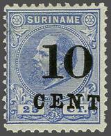 104 Surinam - Stamps