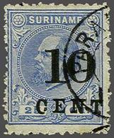 105 Surinam - Stamps