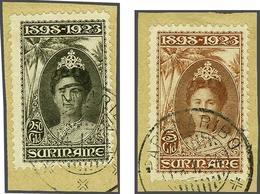 106 Surinam - Stamps
