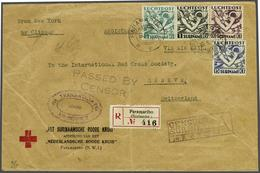 109 Surinam - Stamps