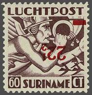 110 Surinam - Stamps
