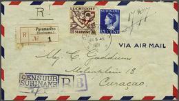 111 Surinam - Stamps