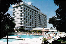 HOTEL INTER CONTINENTAL KINSHASA Belle CPSM Animée Bon état Voir Scans - Kinshasa - Léopoldville