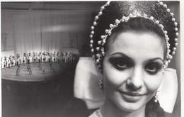 RUSSIA. PHOTO CHRONICLE OF THE TASS 9. THE ARTIST OF THE BALLET OLGA KOTOVSKAYA. - Photographs