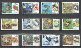 S475 2008 ASCENSION ISLAND FAUNA BIRDS INSECTS FISH & MARINE LIFE 1SET !!! MICHEL 50 EURO !!! MNH - Stamps