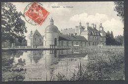 Tanlay - Le Château - Edit. Vve Galley Hôtel - Voir 2 Scans - Tanlay