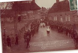 18 CLEMONT SUR CHER St Sébastien 20 Janvier 1912 - Clémont