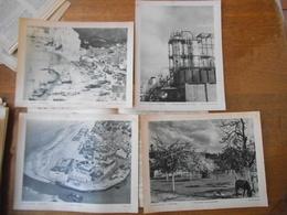 L'OUEST DU BASSIN PARISIEN DOCUMENTATION PEDAGOGIQUE AVRIL 1952 8 CLICHES - Normandie
