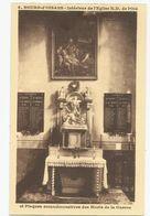 38 Isère Bourg D'oisans Intérieur De L'église Notre Dame De Pitié Et Plaques Des Morts De Guerre Ed Mollaret Grenoble - Bourg-d'Oisans