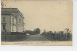 Environs De MENNECY - Château D' ECHARCON - La Roseraie - France