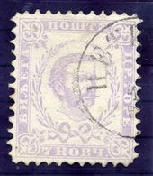 MONTENEGRO 1874 Prince Nikola 1st Printing 7 N., Used.  Michel 4 I - Montenegro