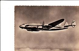 "LOCKHEED L 749 ""CONSTELLATION"" AIR FRANCE Belle CPSM 15X10.5 Bon état Voir Scans - 1946-....: Ere Moderne"