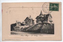 PARIS-PLAGE (62) - LE VILLAGE SUISSE - Autres Communes
