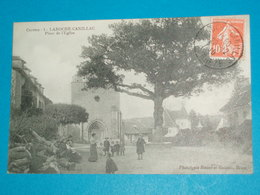 19 ) Laroche-canillac : N° 1  - Place De L'eglise  : Année 1915 : EDIT : Bessot - Other Municipalities