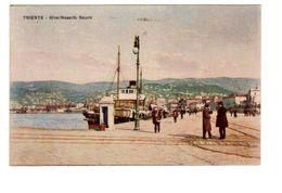 Italie Italia Friuli-Venezia, TRIESTE, Riva Nazario Sauro , 20-9-1931 Voir Verso - Trieste