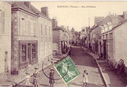 89 BLENEAU Rue D'Orléans - Bleneau