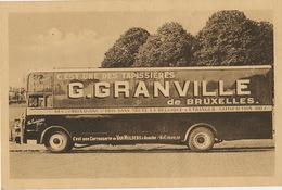Camion Demenagement G. Granville à Bruxelles 15 Rue Fournois   Carrosserie Van Mulders à Assche - Camions & Poids Lourds