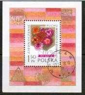 POLAND  Scott # 2273 VF USED Souvenir Sheet SS-70 - Blocks & Sheetlets & Panes