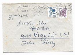 EDB401  - POLONIA , Lettera  Del 1990 - 1944-.... Repubblica